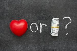 恋愛と仕事の優先順位
