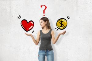価値観や金銭感覚の共有